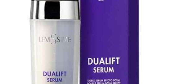 Doble Serum hidroregenerante más efecto lifting.