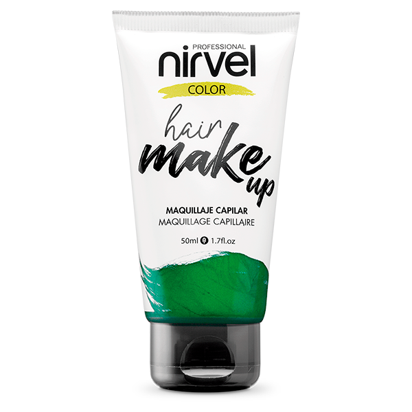 Hair make up mint