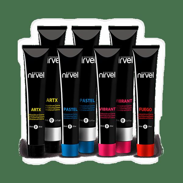 Tinte nirvel 60ml/100ml