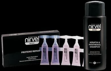 Pack Repair + Keratin & Panthenol Shampoo