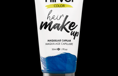 Hair make up cobalt