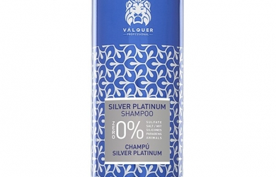 Champú Silver Platinum - 400 Ml. Válquer