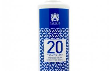 Oxidante En Crema 20 Vol (6%) - 1000 Ml. Válquer