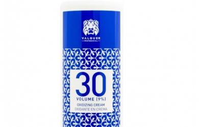 Oxidante En Crema 30 Vol (9%) - 1000 Ml. Válquer